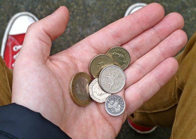 wypłacanie kieszonkowego