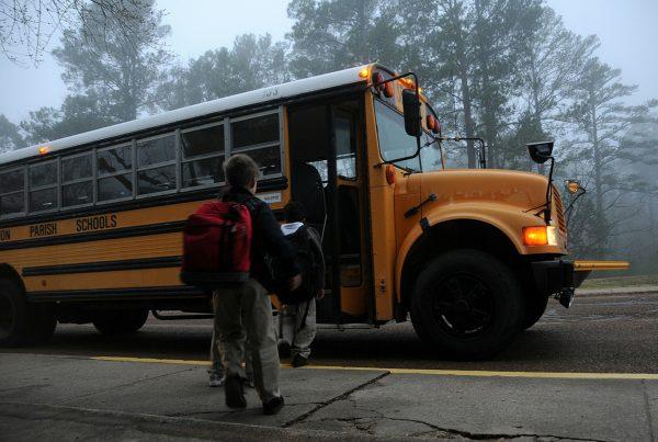 dojazdy do szkoły