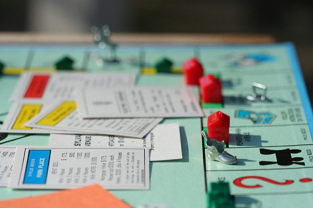gry ekonomiczne - monopol